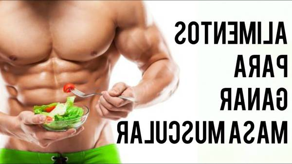 frutas para ganar masa muscular