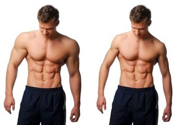 perder peso y ganar masa muscular