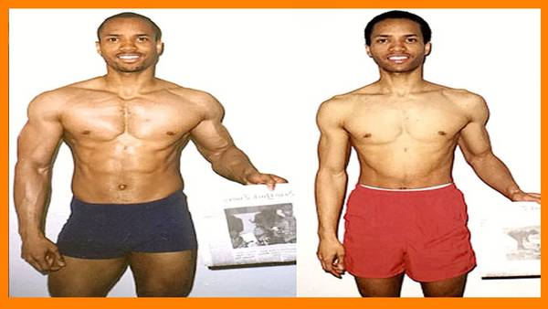 rutina de 4 dias para ganar masa muscular