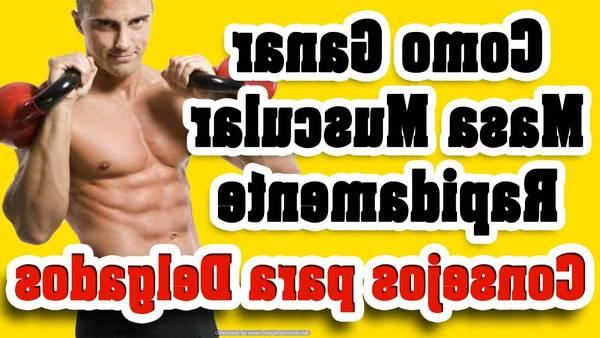 entrenamiento aumento masa muscular