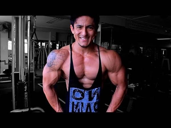 dieta para ganar masa muscular