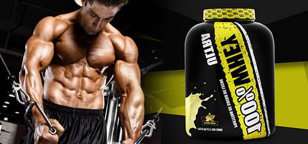 proteina para ganar masa muscular