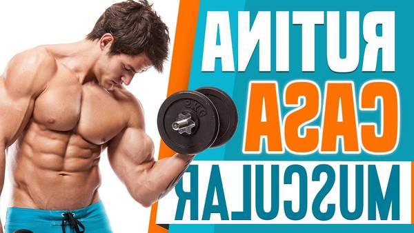 como ganar masa muscular en 1 mes