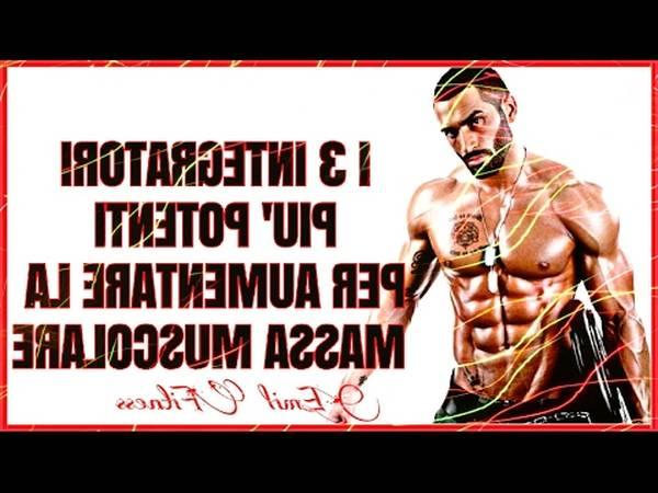 aumentare massa muscolare senza ingrassare