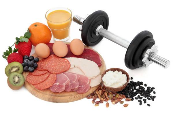 essen nach dem sport muskelaufbau