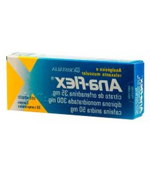 relaxante muscular e antiinflamatório