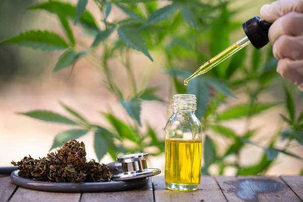 cbd oil for pain sports