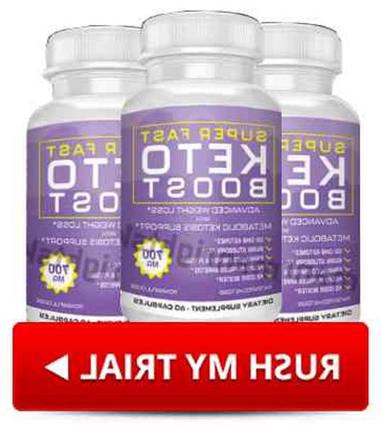 keto boost products
